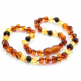 Amber Teething Necklaces Boutique Natural Teething Remedy