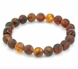 Mens Amber Healing Bracelet with Baltic Amber