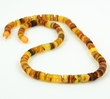 Men's Amber Healing Necklace - SOLD OUT