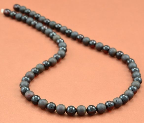 Luxury Men S Beaded Necklace Made Of