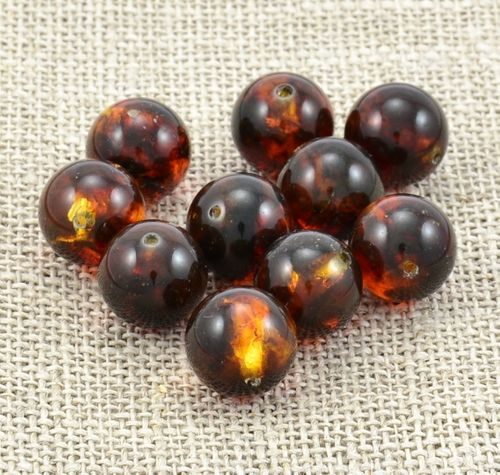 Baltic Amber Beads - SOLD OUT