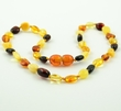 Wholesale lot of 10 amber teething necklaces - SOLD OUT