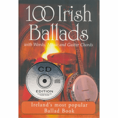 100 Irish Ballads Vol: 1 CD Edition