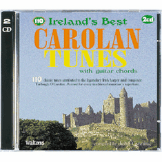 110 Ir's Carolan's Tunes Double CD Pack