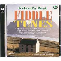 110 Ireland's Best Fiddle Tunes Double CD Pack