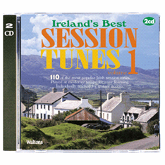 110 Ireland's Best Session Tunes Double CD Pack