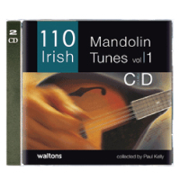 110 Mandolin Tunes CD Edition