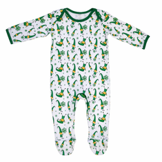 Baby Irish Homecoming Romper