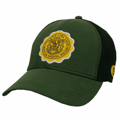 Bottle Green Trinity Seal Baseball Cap