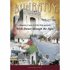 Bunratty Irish Dance through the ages DVD