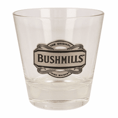Bushmills Logo Whiskey Glass