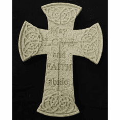 CELTIC FAITH CROSS