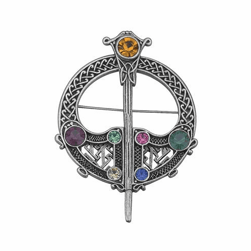 Celtic Jewelry Tara Brooch Keilys