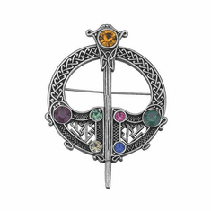Celtic Jewelry Tara Brooch