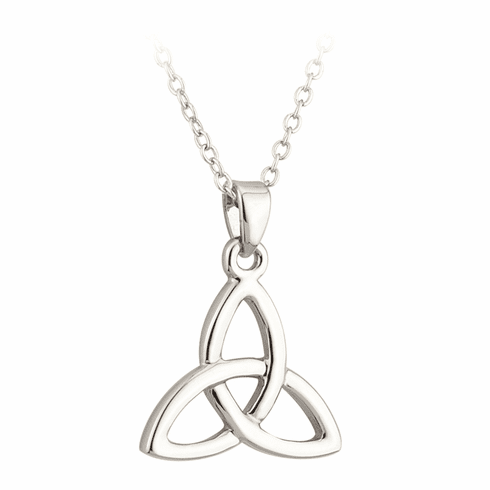 Celtic Knot Sterling Silver Chain