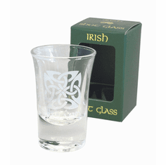 Celtic Shot Glass