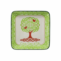 Celtic Square Dish