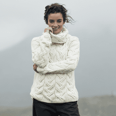 Chunky Knit Supersoft Ladies Sweater