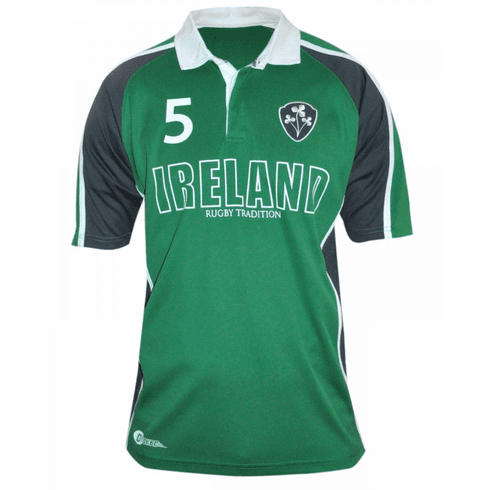 Croker Performance Rugby Jersey