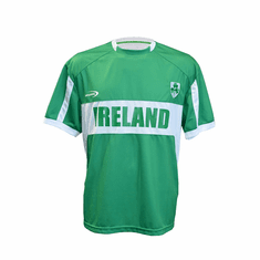 Emerald Green Ireland Performance Top