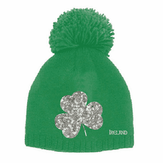 Emerald Kids Knit Hat
