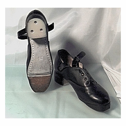 """Fays Grey Suede Super Flexi with """"Hi Tech"""" Heel and Tip"""