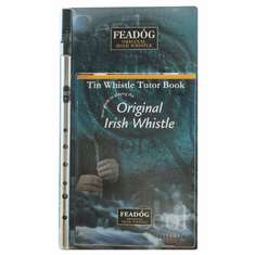 "Feadog Nickle ""D"" Tin Whistle Pack"