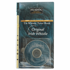 Feadog Tin Whistle Pack