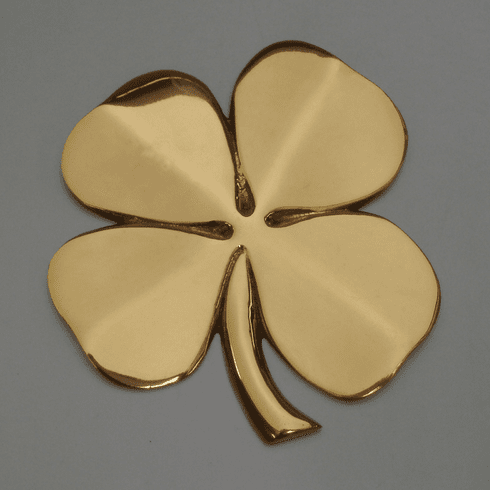 Four Leaf Clover Wall Hanging