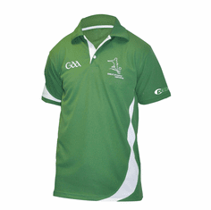 GAA Gaelic Athletic Association Performance Polo Shirt