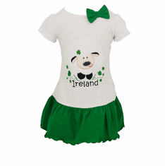 Girls Irish Sheep Dress