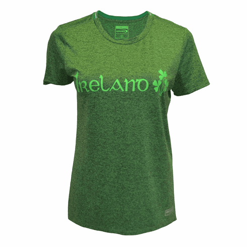Green Celtic Ladies Shirt