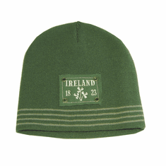 Green Ireland Knit Hat