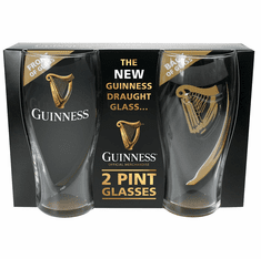 Guinness Barware, Glassware and Mugs
