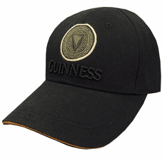 Guinness Black Label Cap