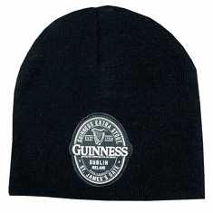 Guinness Classic Black Label Beanie