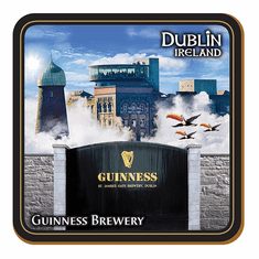 Guinness Coaster Storehouse