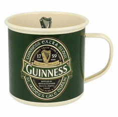Guinness Enamel Bar Mug