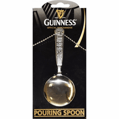 Guinness Engraved Pouring Spoon