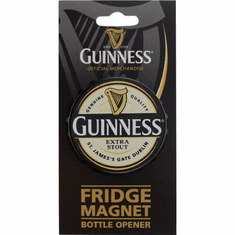 Guinness Extra Stout Bottle Opener