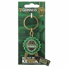 Guinness Flipdown Keyring