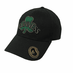 Guinness Green Shamrock Bottle Opener Cap