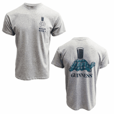 Guinness Grey Tortoise T-Shirt