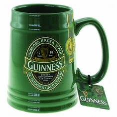 Guinness Ireland Ceramic Tankard