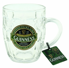 Guinness Ireland Dimpled Tankard