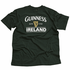 Guinness Ireland Green Shirt