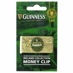 Guinness Ireland Money Clip