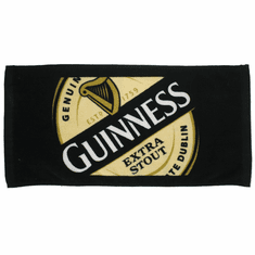 Guinness Label Bar Towel