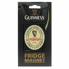 Guinness Label Fridget Magnet