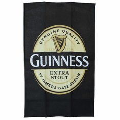 Guinness Label Towel